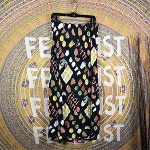 Carol Anderson Collection Vintage 90's Fruity Maxi